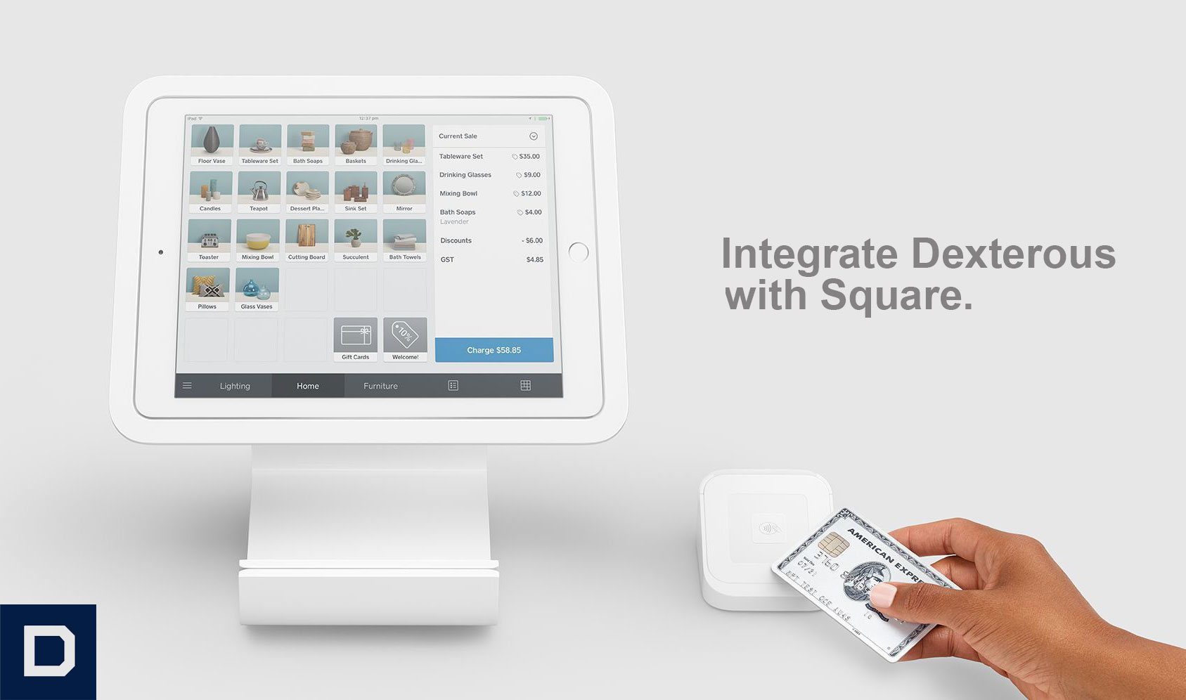 Square – Price Items By Weight
